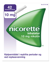 NICORETTE® inhalator